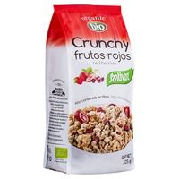 Crunchy Red Fruits Muesli