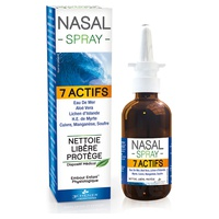Spray Nasal 7 Actifs