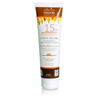 Crème solaire SPF 15 protection moyenne