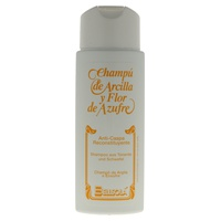 Clay and Sulfur flower shampoo