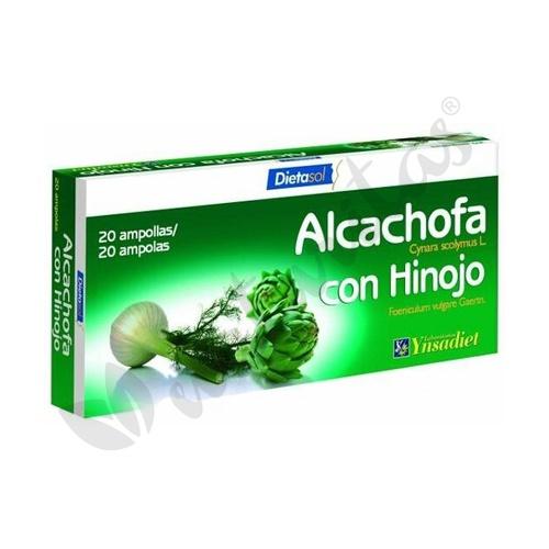 Alcachofa con Hinojo