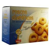 Roscos dietéticos Glutinados sin Azúcar