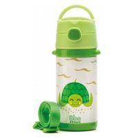 Botella Bbo Termo Infantil Verde