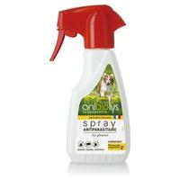 Spray antiparasitario perros