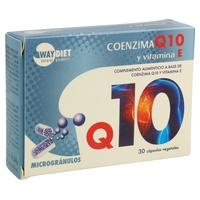 Q10 + Vitamin E