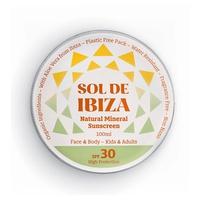 Crème solaire BIO SPF30