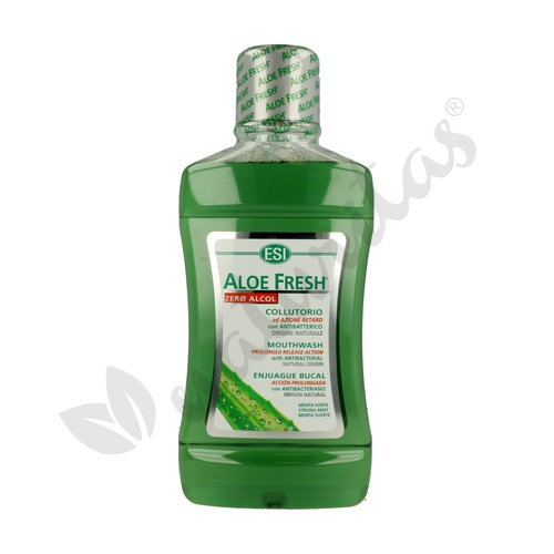 Aloe Fresh Colutorio Zero