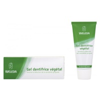 Vegetable Toothpaste Gel