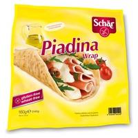 Wrap Piadina (sin Gluten) Caducidad 1 mes