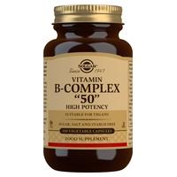 Vitamin B Complex 50