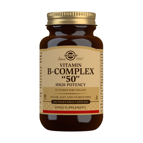 Vitamina B Complex 50