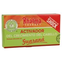 Activador Del Crecimiento Del Cabello Guaraná 4Ud. 4 Ampollitas de Rhatma