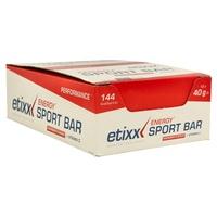 Energy Sport Bar Frutos Rojos