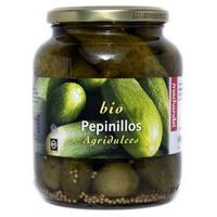 Pepinillos Agridulces Bio