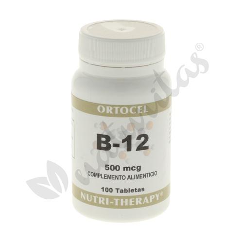 Vitamina B12 100 comprimidos de Premier Value