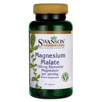 Jabłczan Magnezu, 150 mg Pierwiastkowego Magnezu