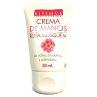 Crema de Manos de Rosa Mosqueta con Aloe Vera