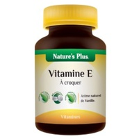 Natural Chewable Vitamin E