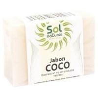 Jabón en Pastilla de Coco