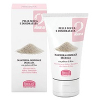 Facial line 2 Light exfoliating mask