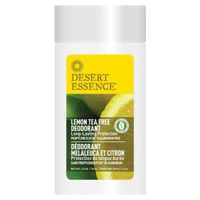Desodorante limón y árbol de té