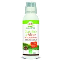 Sumo de Aloe Arborescens com Xarope de Agave Bio