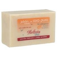 Jabón Natural de Coco Puro