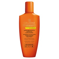 Perfect tanning intensive ultra-rapid supertanning treatment spf 6