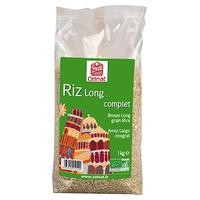 Długi pełny ryż