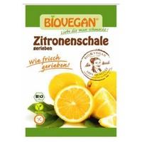 Cascara de Limón para Decorar Bio Vegano