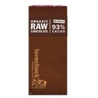 Tabletas de Cacao Puro 93%