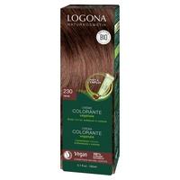 Coloring cream Teak dark blonde hair with brown