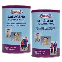 Pack 2x Colágeno Soluble Plus Frutas del Bosque