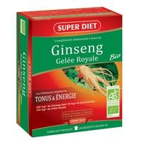 Ginseng - Gelée Royale Bio
