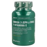 Omega 3 (Epa y Dha + Vit E)