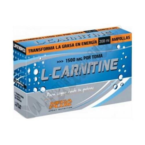 L Carnitina Recovery 1500 Liquid