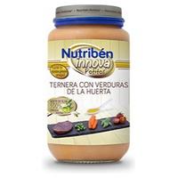 Potitos Innova Ternera con Verduras de la Huerta