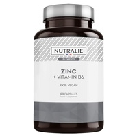 Elementos de Zinco + Vitamina B6