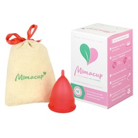 Copa Menstrual Talla L (Roja)
