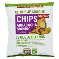 Chips Arracacha, Yuca y Chirivia