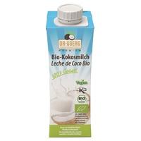 Leche de Coco Premium Bio