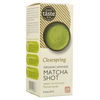 Thé Matcha Shot (Thé Vert)