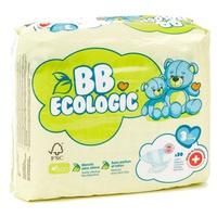 T3 Midi Fraldas para Bebês 4-9kg - BB Ecologic Range