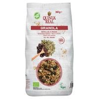 Granola de Quinua Real con Semillas y Pasas sin Gluten Bio