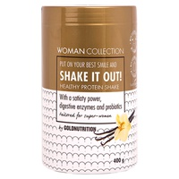 Shake It Out Vanilla - Shake de proteína saudável