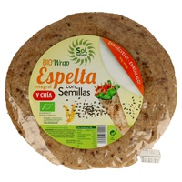 Tortillas Espelta Multisemillas Bio