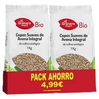 Pack Soft Oat Flakes Bio