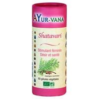 Organiczne Shatavari