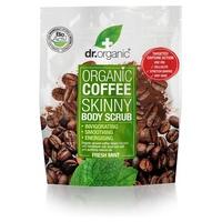 Organic Coffee Espresso Skinny Body Scrub