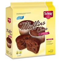Muffins choco (4 x 65 g)